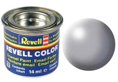 Revell Grey Silk - Enamel verf - 14ml - Revell - RV32374