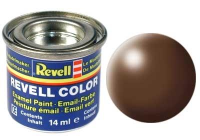 Revell Brown Silk - Enamel verf - 14ml - Revell - RV32381