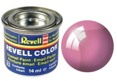 Revell Red Clear - Enamel verf - 14ml - Revell - RV32731