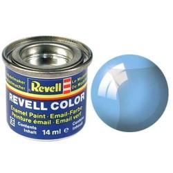 Blue Clear - Enamel verf - 14ml - Revell - RV32752