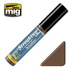 Medium Brown  - 10ml - Ammo by Mig Jimenez - A.MIG-1250