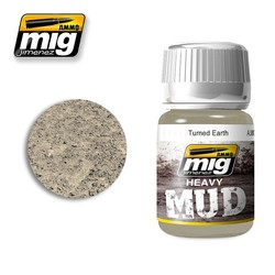 Turned Earth - 35ml - Ammo by Mig Jimenez - A.MIG-1702