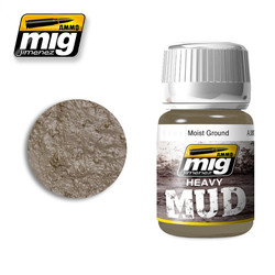 Moist Ground - 35ml - Ammo by Mig Jimenez - A.MIG-1703
