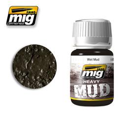 Wet Mud - 35ml - Ammo by Mig Jimenez - A.MIG-1705