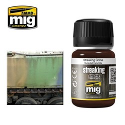 Streaking Grime - 35ml - Ammo by Mig Jimenez - A.MIG-1203