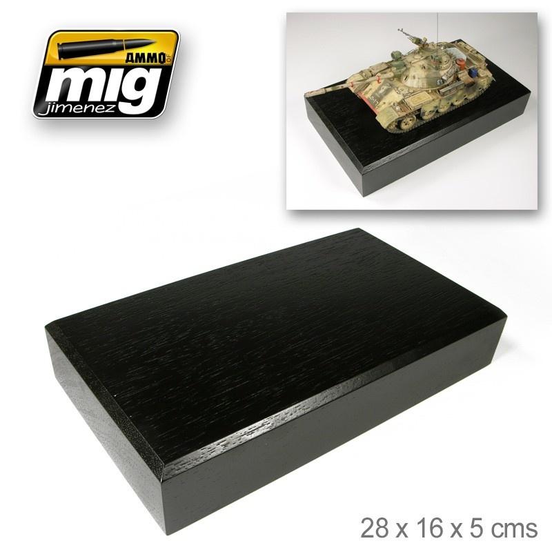 Ammo by Mig Jimenez Base 28 X 16 X 5 Cm - Ammo by Mig Jimenez - A.MIG-8050