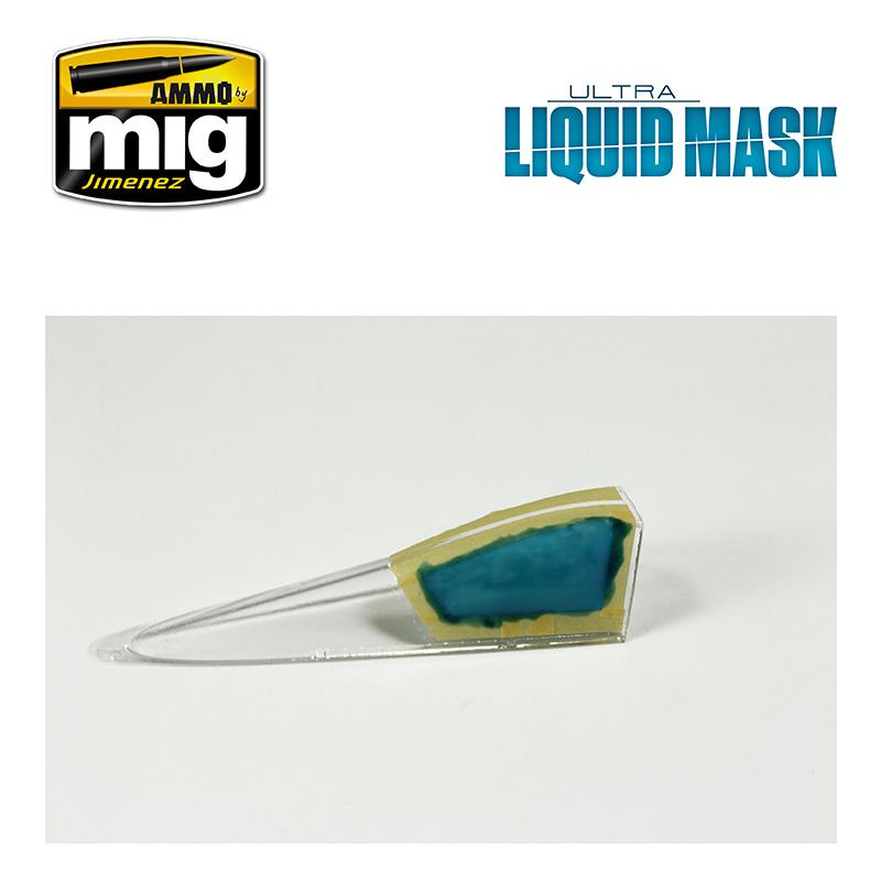 Ammo by Mig Jimenez Ultra Liquid Mask - 40ml - Ammo by Mig Jimenez - A.MIG-2032