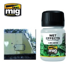 Wet Effects - 35ml - Ammo by Mig Jimenez - A.MIG-2015