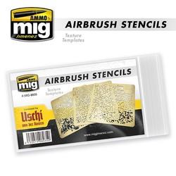 Airbrush Stencils - Ammo by Mig Jimenez - A.MIG-8035