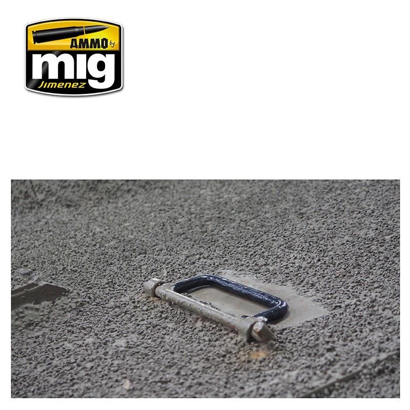 Ammo by Mig Jimenez Anti-Slip Paste - Brown Color For 1/35 - Ammo by Mig Jimenez - A.MIG-2035