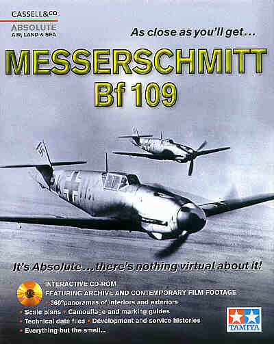 Tamiya Messerschmitt Bf 109 Series - Tamiya - TAM BF109