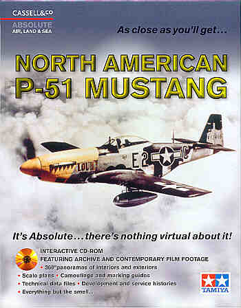 Tamiya North-American P-51D Mustang - Tamiya - TAM TAP51