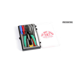 Basic Tool Set - Tamiya - TAM74016