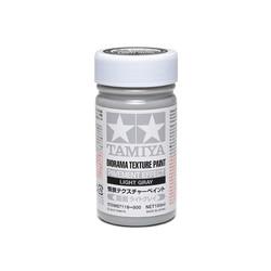 Diorama Texture Paint - Pavement Effect, Light Gray - 100ml - Tamiya - TAM87116
