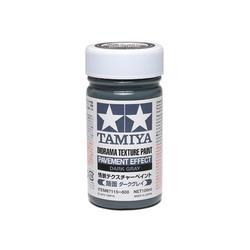 Diorama Texture Paint - Pavement Effect, Gray - 100ml - Tamiya - TAM87115