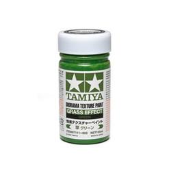 Diorama Texture Paint - Grass Effect: Green - 100ml - Tamiya - TAM87111