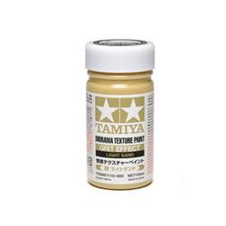 Diorama Texture Paint - Grit Effect: Light Sand - 100ml - Tamiya - TAM87110