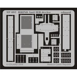 Rhino Anti Ied Device - Eduard - Scale 1/35 - EDD TP097