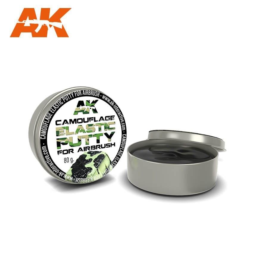 AK-Interactive Elastic Masking Putty - AK-Interactive - AK-8076
