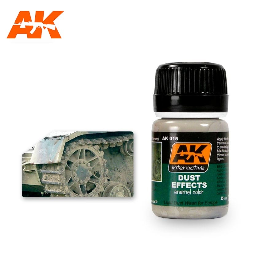 AK-Interactive Dust Effects - 35ml - AK-Interactive - AK-015