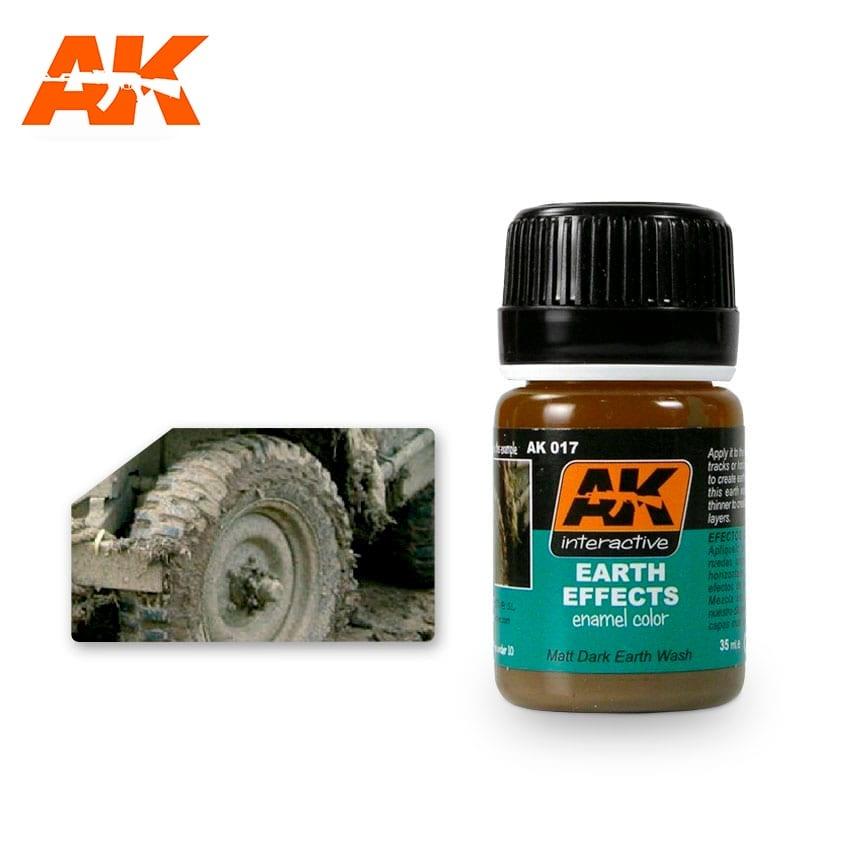 AK-Interactive Earth Effects - 35ml - AK-Interactive - AK-017