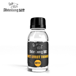 Matt Effect Thinner - 100ml - Abteilung 502 - ABT112