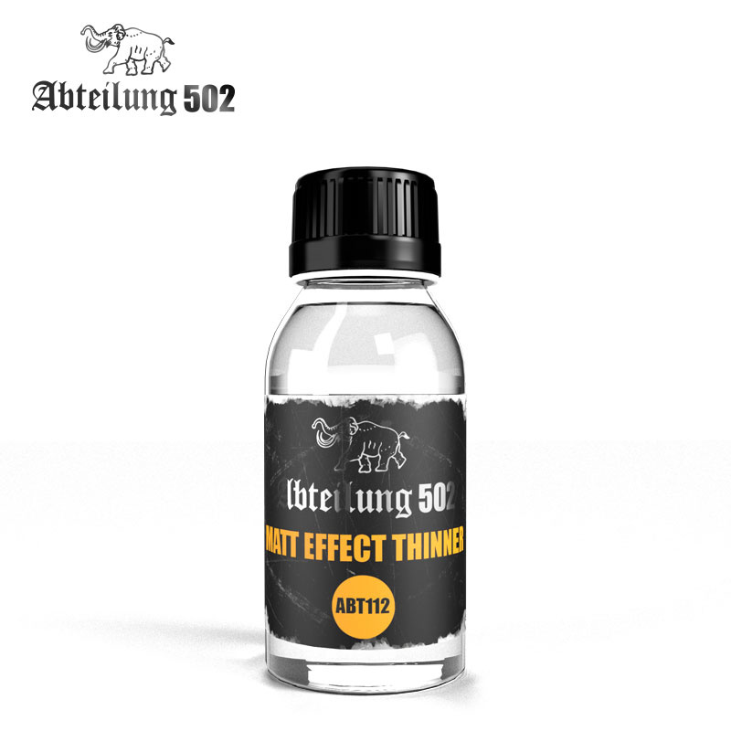 Abteilung 502 Matt Effect Thinner - 100ml - Abteilung 502 - ABT112