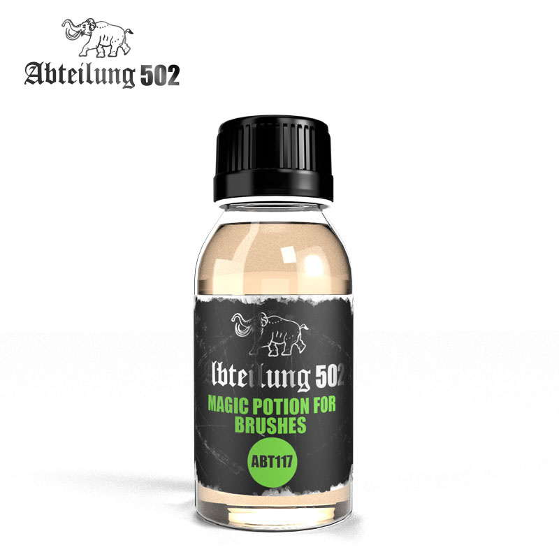 Abteilung 502 Magic Potion For Brushes - 100ml - Abteilung 502 - ABT117