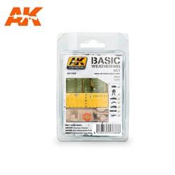 Basic Weathering - set - AK-Interactive - AK-688