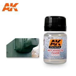 Wet Effects Fluid - 35ml - AK-Interactive - AK-079