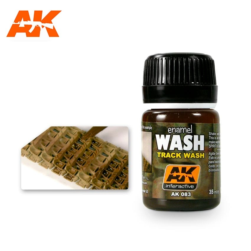 AK-Interactive Track Wash - 35ml - AK-Interactive - AK-083