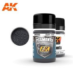 Dark Steel - 35ml - AK-Interactive - AK-086