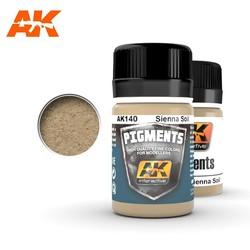 Sienna Soil - 35ml - AK-Interactive - AK-140