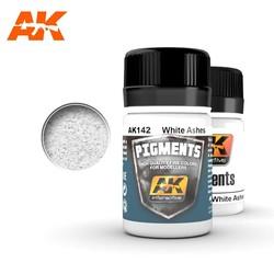 White Ashes - 35ml - AK-Interactive - AK-142