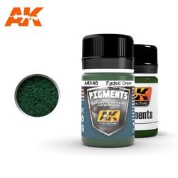 Faded Green - 35ml - AK-Interactive - AK-148