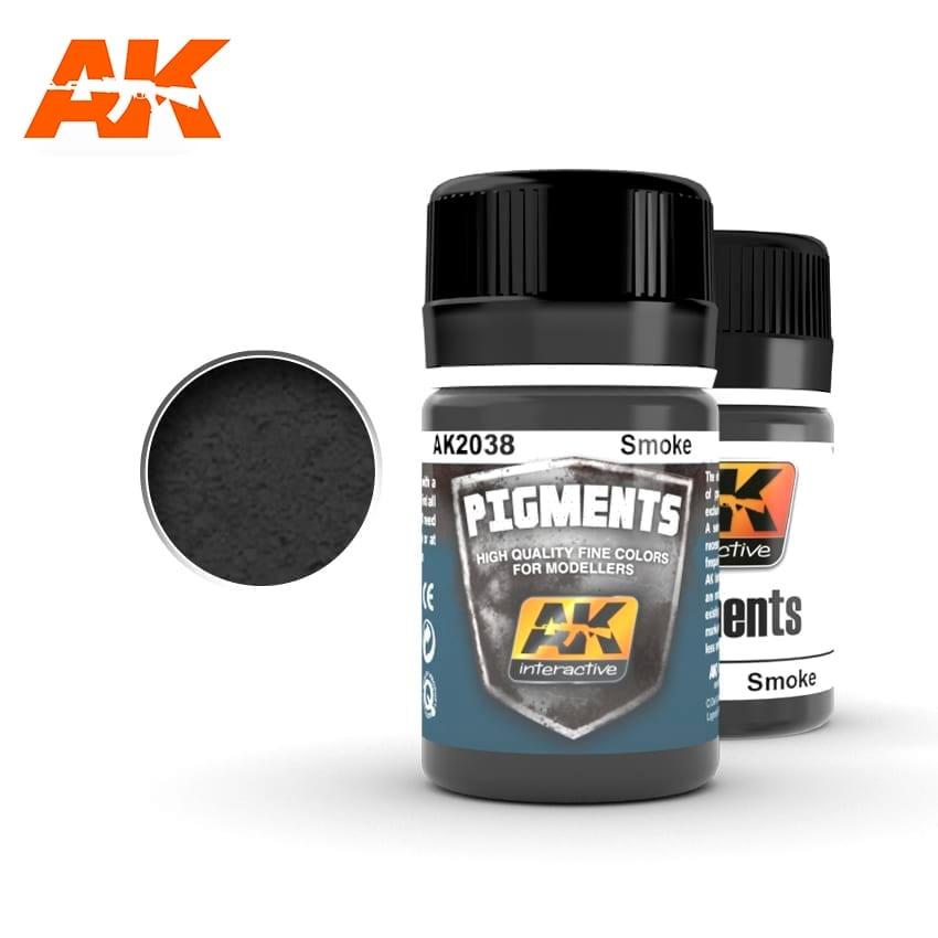 AK-Interactive Smoke - 35ml - AK-Interactive - AK-2038