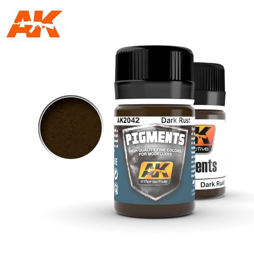AK-Interactive Dark Rust - 35ml - AK-Interactive - AK-2042