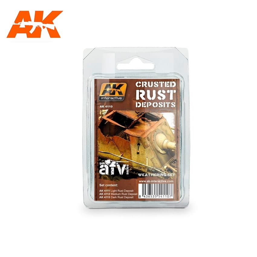 AK-Interactive Crusted Rust Deposits  - AK-Interactive - AK-4110
