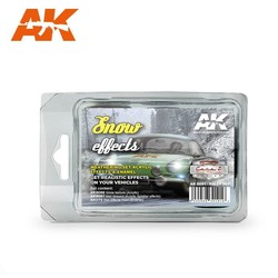 Snow Effects - set - AK-Interactive - AK8091