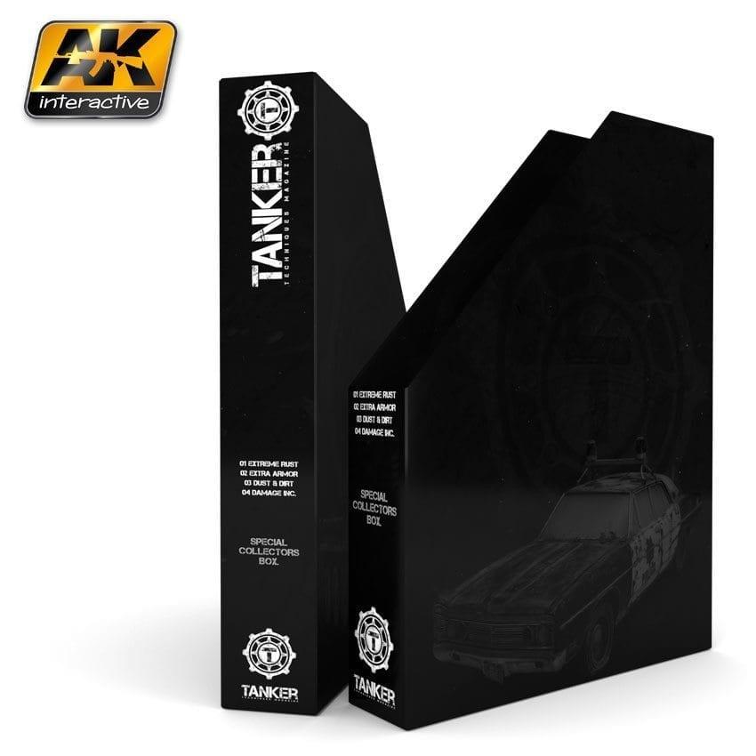 AK-Interactive Tanker Case 4 Issues 1/Year - AK-Interactive - AK-154