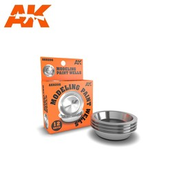 Modelling Paint Wells - AK-Interactive - AK-8206