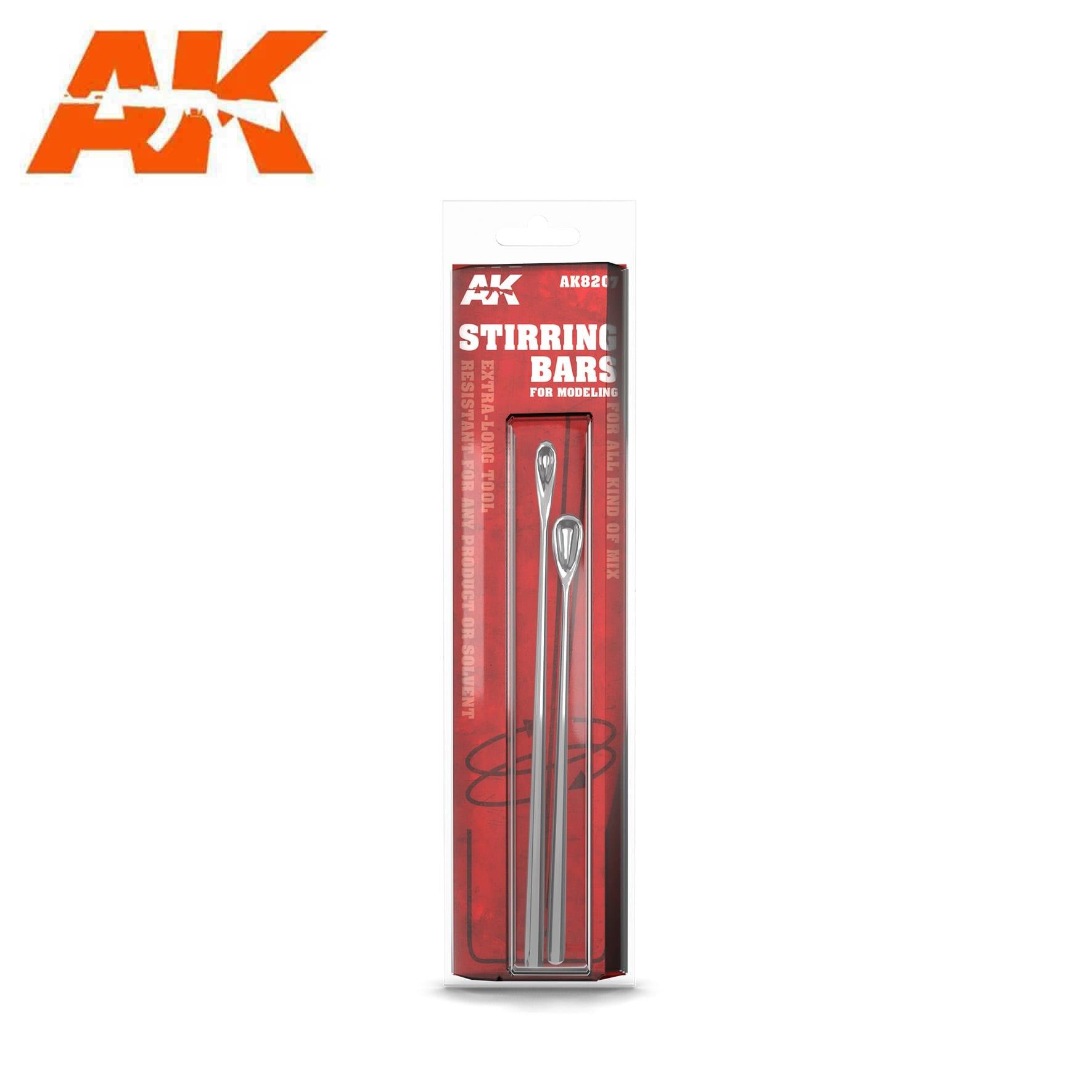 AK-Interactive Modelling Stirring Bars - AK-Interactive - AK-8207