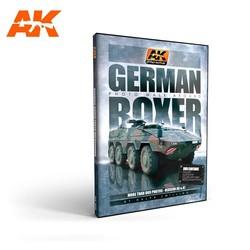 Gtr Boxer Photo Dvd - AK-Interactive - AK-095DVD