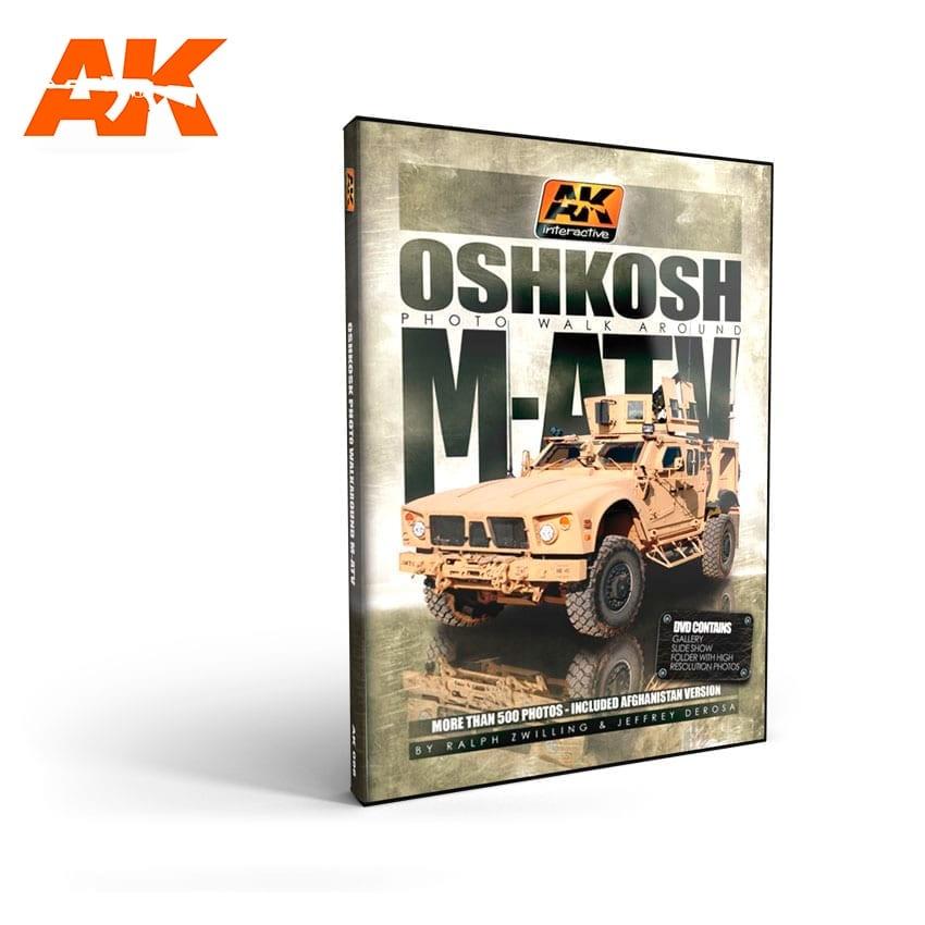 AK-Interactive M-Atv Photo Dvd - AK-Interactive - AK-096DVD