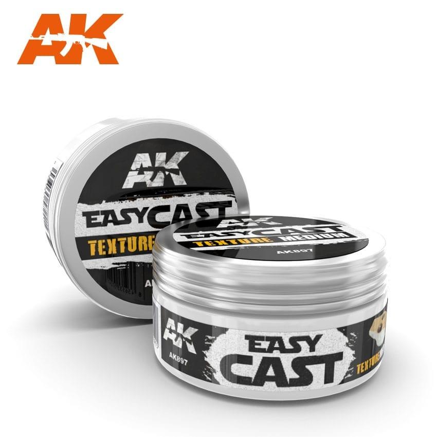 AK-Interactive Easy Cast Texture - 75ml - AK-Interactive - AK-897