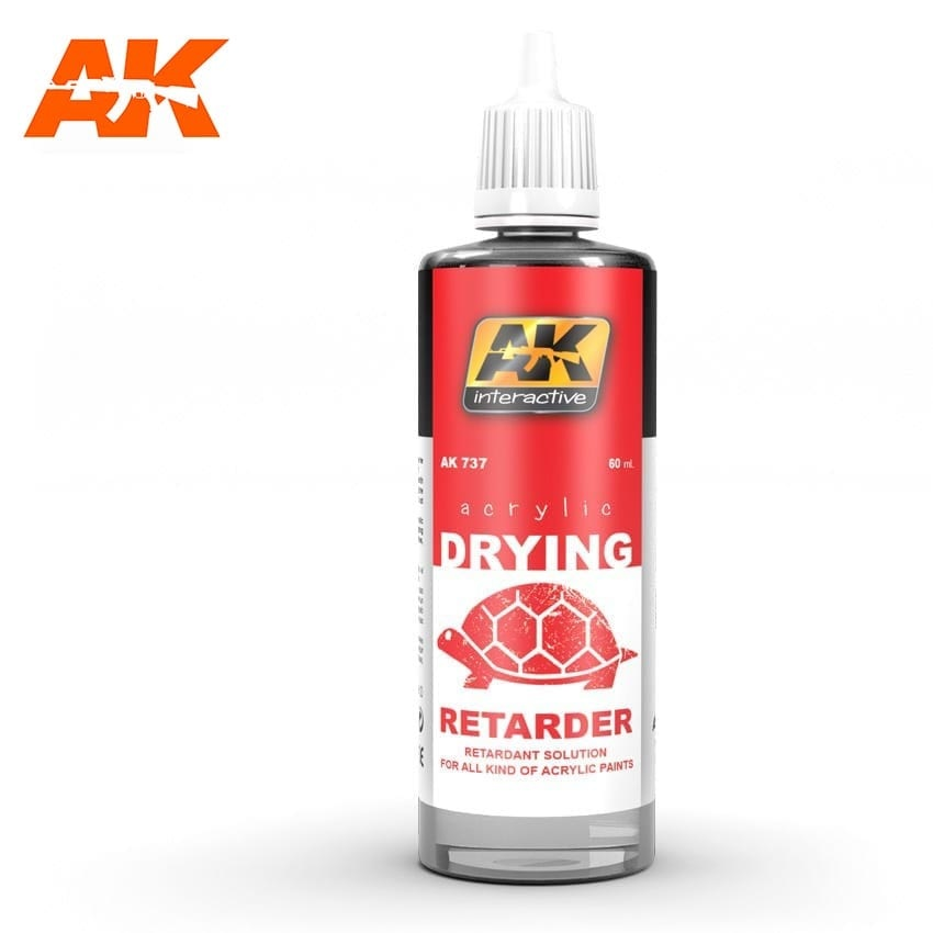 AK-Interactive Drying Retarder - 60ml - AK-Interactive - AK-737