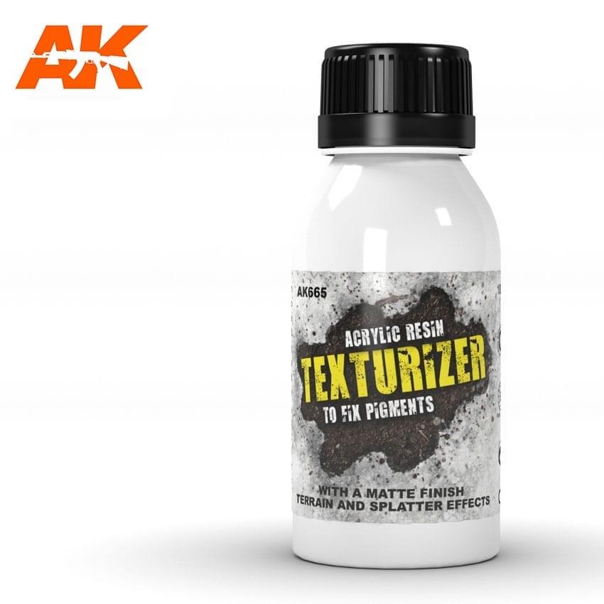 AK-Interactive Texturizer Acrylic Resin - 100ml - AK-Interactive - AK-665