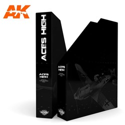 Aces High Case 5 Issues - AK-Interactive - AK-156