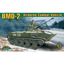 Bmd-2 Soviet Airborne Combat Vehicle, Airborne Combat Vehicle - Scale 1/72 - Ace - ACE72115