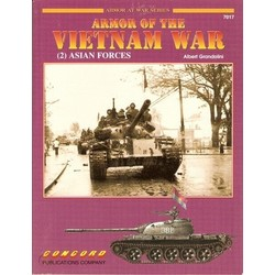 Armor Of The Vietnam War (Part 2 - Asian Forces) - Concord - COD7017